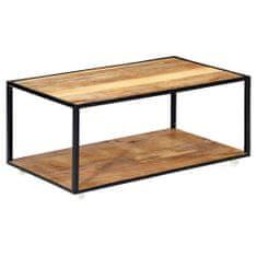 Konferenčný stolík 90x50x40 cm recyklovaný masív