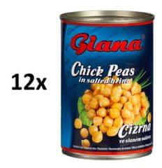 Giana Cícer v slanom náleve 12 × 425ml