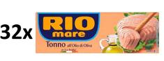 Rio Mare Tuniak v olivovom oleji 32 × 240g (3 × 80g)
