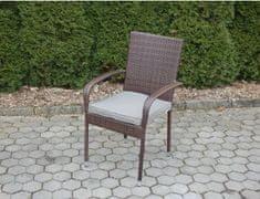 V-Garden vrtni stolac Karolina