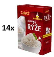 Vitana Rýže loupaná ve varných sáčcích 14× 400g (4×100g)