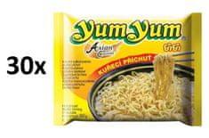 YumYum Instantná rezancová polievka kuracia príchuť 30 × 60g