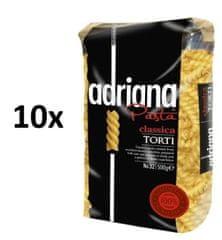 Adriana Torti cestoviny semolinové sušené 10 × 500 g