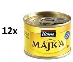 Hamé Paštéta Májka plech 12 × 62 g