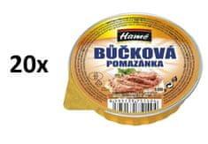 Hamé Bôčiková nátierka 20 × 100 g
