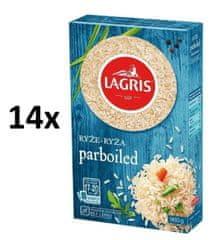 Lagris Rýže parboiled 8 varných sáčků 960 g × 14