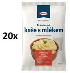 LABETA a.s. Zemiaková kaša s mliekom zmes 100g