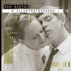 Bárta Dan, Illustratosphere: Kráska a zvířený prach - CD