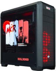 HAL3000 MČR Finale Elite RTX 2070, černá