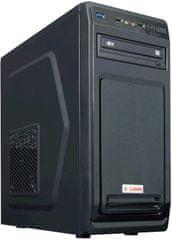HAL3000 Enterprice 3400G, čierna