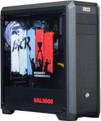 HAL3000 MČR Finale Pro, černá