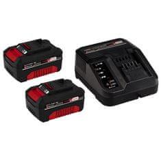 Einhell Accessory PXC Starter Kit komplet baterij s polnilcem, 36 V, 2 x 3.0 Ah (4512098)