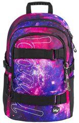 BAAGL plecak szkolny Skate Galaxy