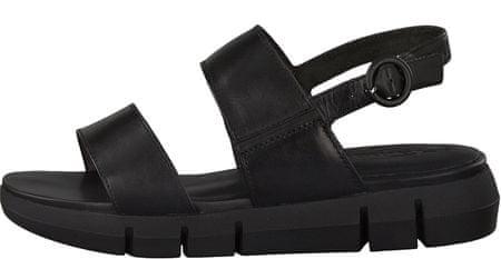 Tamaris 28190 ženski sandali, črni, 37