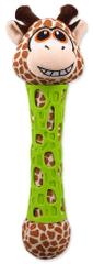 BeFUN igrača za psa TPR + plišasta žirafa