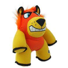 BeFUN igrača za psa ANGRY majhen lev, 25 cm