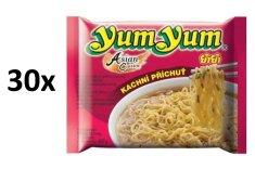 YumYum Instantná rezancová polievka kačacia príchuť 30 × 60g