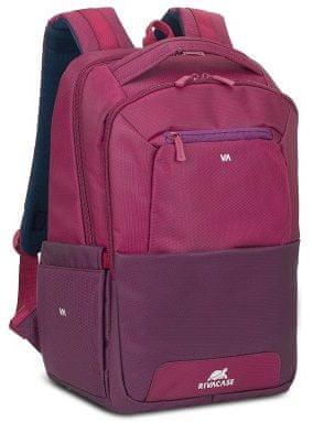 """RivaCase plecak na laptopa 15,6"""", fioletowy 7767-CVP"""