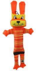 BeFUN igrača za psa ROBBOT, majhna, oranžna, 38 cm