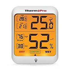 ThermoPro Stacja bazowa TP-53, ekran dotykowy