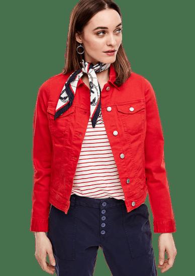 s.Oliver dámska bunda 14.003.51.2496, 40, červená