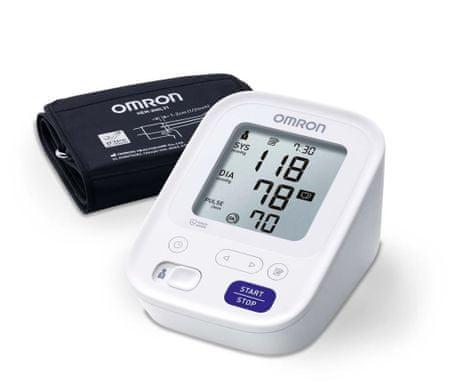 Omron M3 - 2020 nadlaktni mjerač krvnog tlaka
