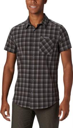 Columbia 1883304 039 Triple Canyon SS moška srajca, siva, M