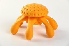 KIWI WALKER zabawka dla psów, pomarańczowy