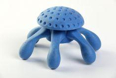KIWI WALKER zabawka dla psów, niebieski