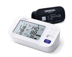 Omron M6 - 2020 Comfort + adapter, nadlaktni merilnik krvnega tlaka