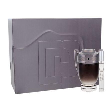 Paco Rabanne Invictus Intense toaletna voda, 100 ml + toaletna voda, 10 ml