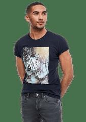 s.Oliver pánske tričko 13.003.32.4738