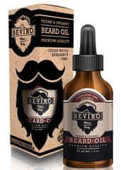 Be-Viro (Beard Oil) z (Beard Oil) z cedrem, bergamotą i sosną (Beard Oil)