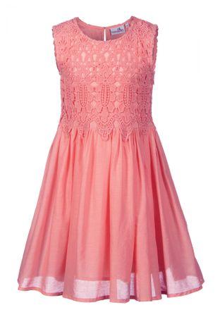 Happy Girls sukienka dziewczęca 92 różowa