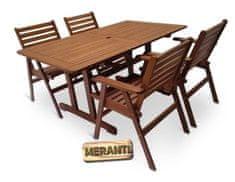 V-Garden Monroo VeGa stol