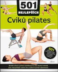 Audra Avizienisová: 501 nejlepších cviků pilates