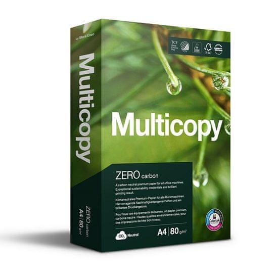 Multicopy Papír kopírovací Zero A4 80g 500 listů