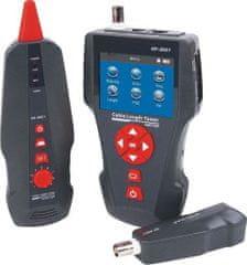 W-STAR Tester UTP kabelů typ 8601, testuje POE, Ping, vyhledá kabely