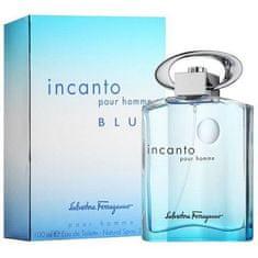 Salvatore Ferragamo Incanto Blue toaletna voda, 100 ml