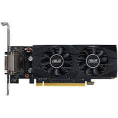 Asus GeForce GTX 1650 OC 4GB GDDR5 grafična kartica (GTX1650-O4G-LP-BRK), low profile