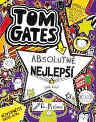Liz Pichon: Tom Gates 5 - Je absolutně nejlepší (jak kdy)