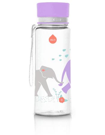 Equa Elephant steklenička, brez BPA