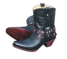 Stars and Stripes dámské westernové boty WBL-23