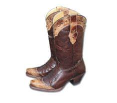 Stars and Stripes dámské westernové boty WBL-28