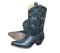 Stars and Stripes dámské westernové boty WBL-29
