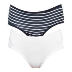 Molvy 2PACK dámské kalhotky vícebarevné (MD-814-KPU)