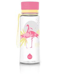 Equa Flamingo steklenička, brez BPA, 600 ml