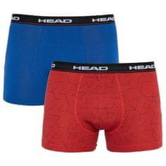 Head 2PACK pánske boxerky viacfarebné (801004001 505)