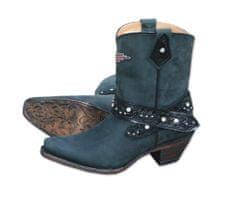 Stars and Stripes dámské westernové boty WBL-20