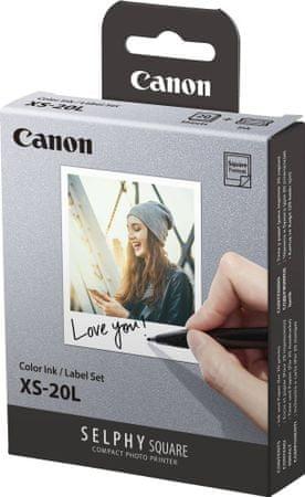 Canon Colour Ink/Label Set XS-20L (4119C002)